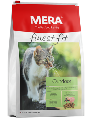 22:MERA finest fit Outdoor Dry food for nature-loving cats