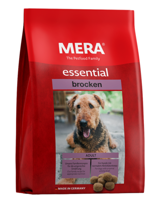 23:MERA essential brocken for dogs with normal activity level