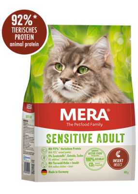 24:MERA Cats Sensitive Mit Insekten Protein