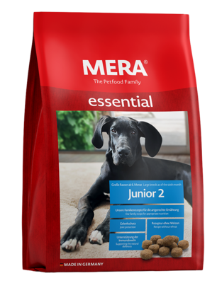 23:MERA essential Junior 2 For large breeds after the 6th month