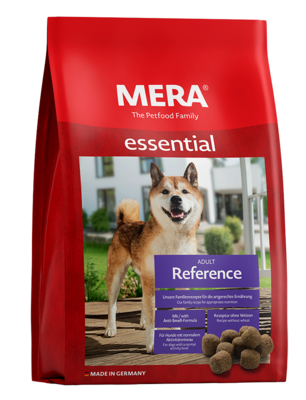 23:MERA essential Reference For dogs with a normal activity level