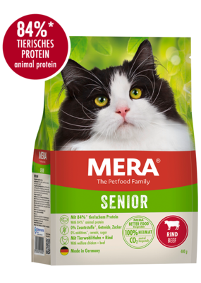 24:MERA Cats Senior Mit Rind