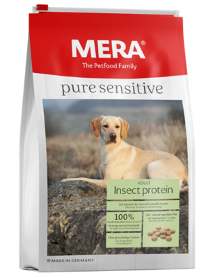 20:MERA pure sensitive Insect protein for dogs with intolerances