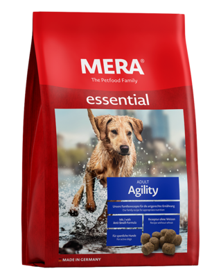 23:MERA essential Agility For active adult dogs