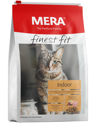 22:MERA finest fit Indoor dry food for domestic cats