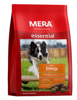 23:MERA essential Energy For high-performance adult dogs