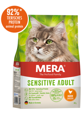 24:MERA Cats Sensitive Mit Huhn