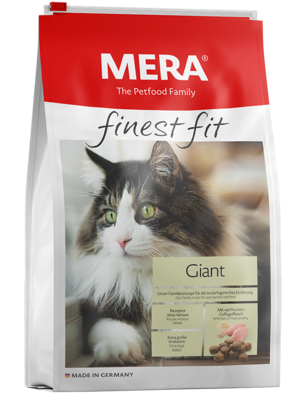 22:MERA finest fit Giant Dry food for large cats