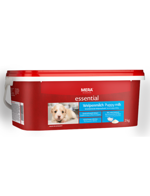 23:MERA essential Puppy milk High-quality supplementary food for puppies