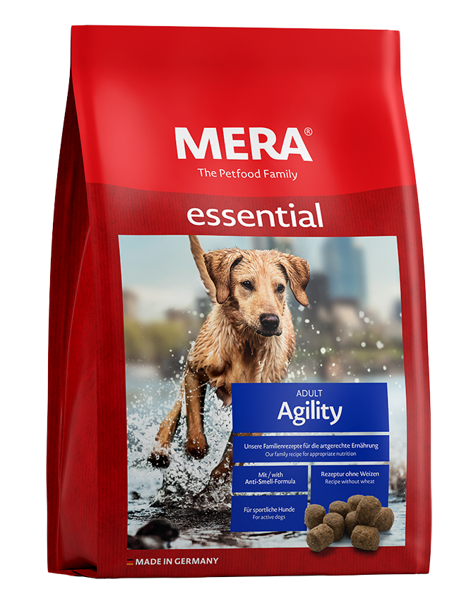 Dog food MERA essential Agility For active adult dogs