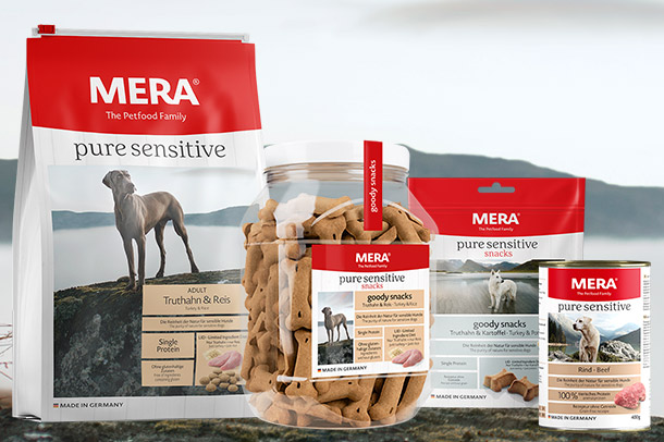 MERA pure sensitive Futter