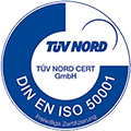 TUEV Nord Certificated