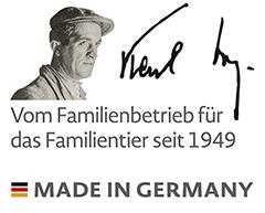 Vom Familienbetrieb für das Familientier seit 1949